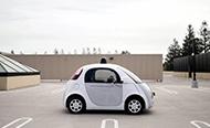 谷歌反对百度无人车新法规